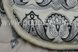 Одеяло из овечьей шерсти (всесезонное)