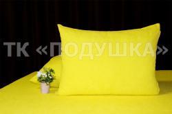Купить желтые махровые наволочки на молнии в Иваново