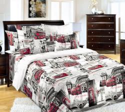 Купить постельное белье из бязи «Лондон 1» в Иваново