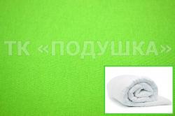 Купить салатовый трикотажный пододеяльник в Иваново