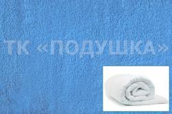 Купить голубой махровый пододеяльник  в Иваново